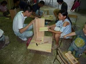 親子木工教室2017_09
