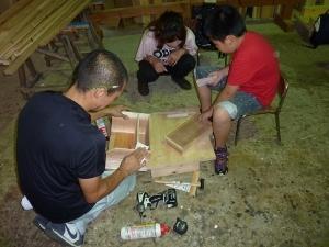 親子木工教室2017_10